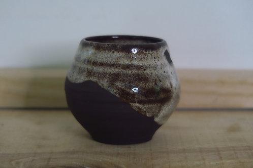 Hand thrown pot #3