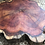Thumbnail: Yew platter with hand forged handles