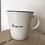 Thumbnail: 'Go-Slow' farmhouse mug