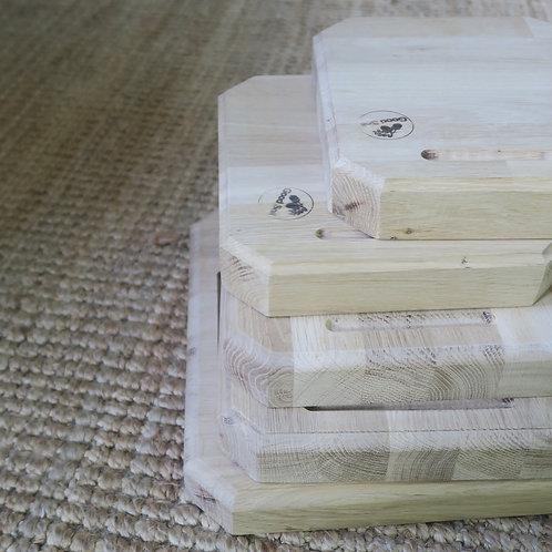 Chunky oak board