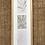 Thumbnail: 'Three Palms' oak framed print