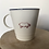 Thumbnail: 'Oink' farmhouse mug