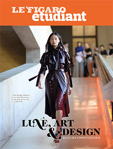 Luxe Art & Design 2019 Le Figaro Bijoux porcelaine Camille Estivals