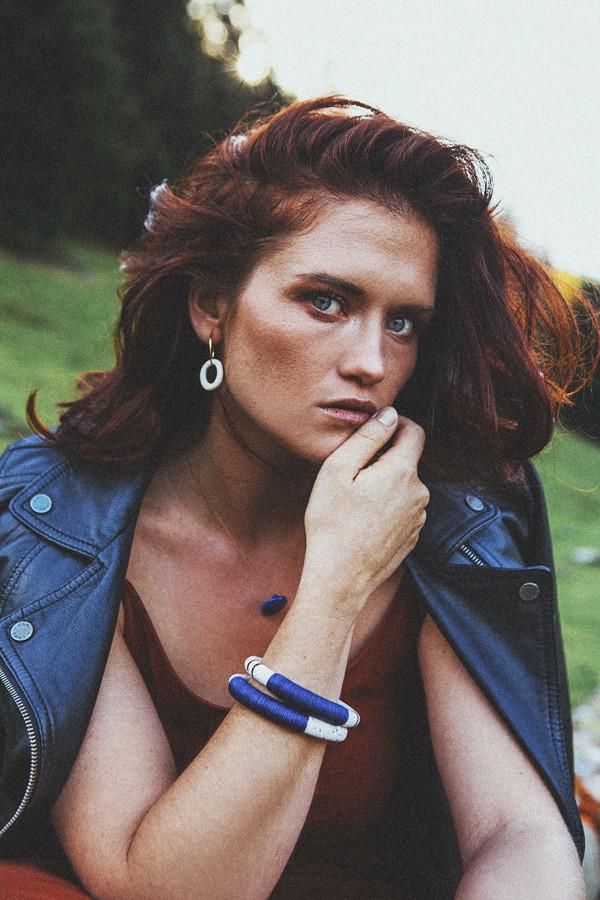 Shooting mode - Bijoux en porcelaine - Camille Estivals