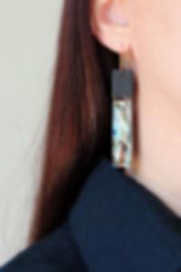 boucles-oreilles-porcelaine-noire-nacre-