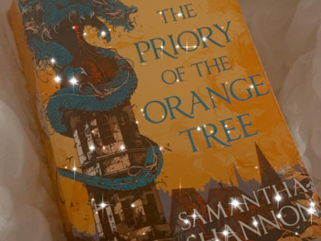 'The Priory of the Orange Tree' by Samantha Shannon