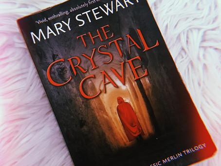 Lockdown Lowdown: The Crystal Cave by Mary Stewart