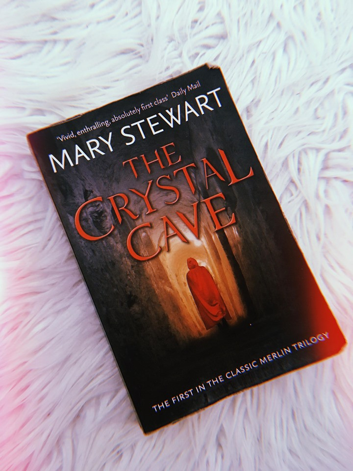 Mary Stewart's 'The Crystal Cave' - a story about the beginnings of famous sorceror Merlin.
