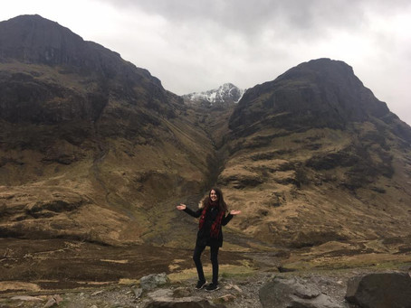 The Top Five Places I Have Visited in Scotland...And The Top Five I Want To Visit After Lockdown