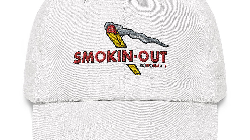 Smokin-Out Dad hat