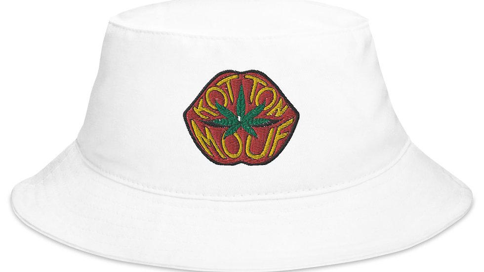 Lip Logo Bucket Hat