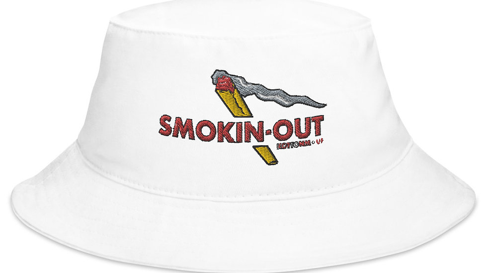 Smokin-Out Bucket Hat