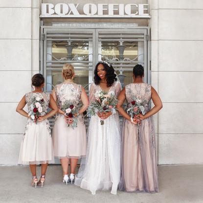 Bridesmaid at The Muny