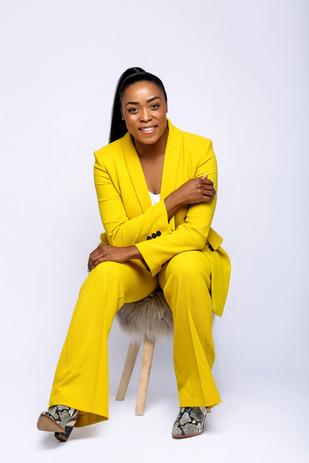Public Speaker Keisha Marby