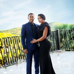 Ludacris and wife