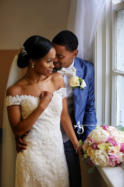 Luxury wedding photography St. Louis