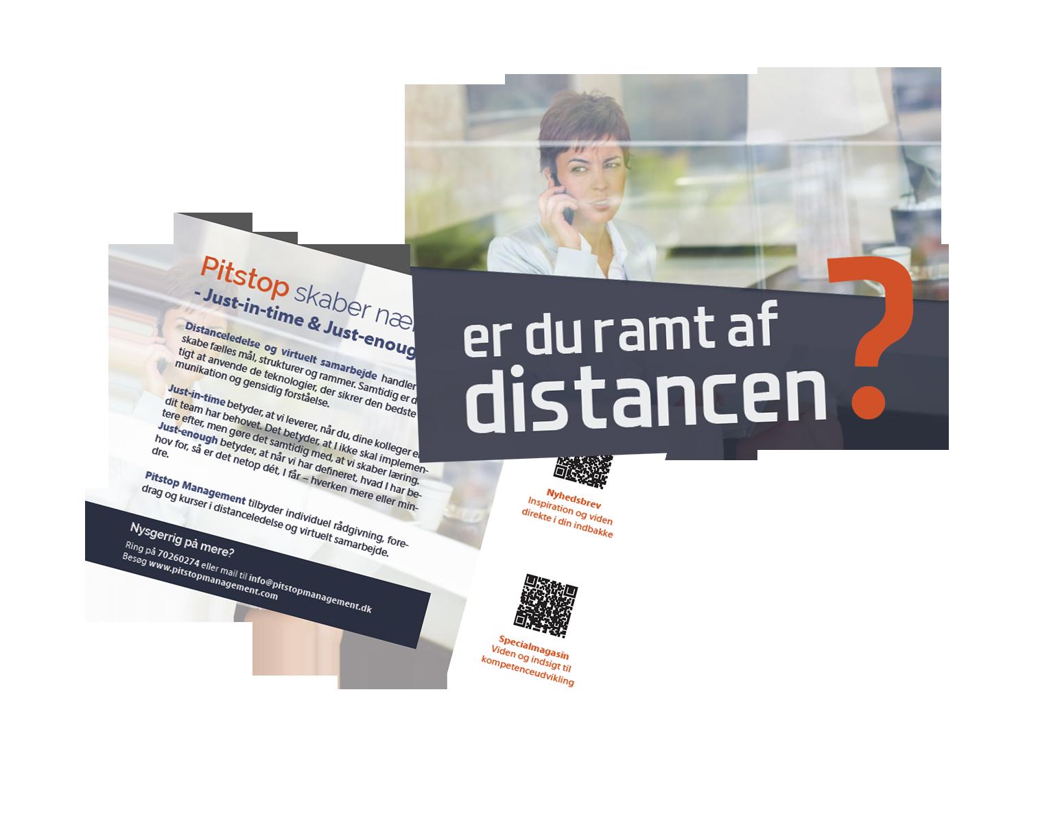 Postkort for Pitstop Management