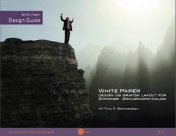 Grafisk design af White Paper
