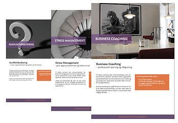 Produktblade for EMPOWER erhvervspsykologi