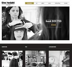 Se case for frisør Tine Hedahl