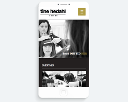 Branding & Nyt website