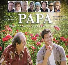 PAPA Movie Poster