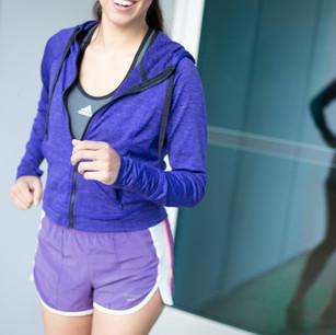 """Rene Michelle Aranda """"Athletic"""" Commercial Body Shot"""