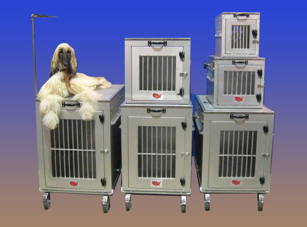 What makes a dog crate IATA airline compliant?