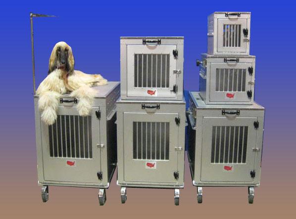 East Coast Crates Aluminum Dog Crates