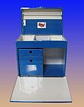 Aluminum Dog Show Tack Box