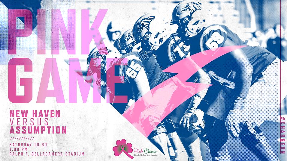 New Haven PinkGame-GameDayPromo.png