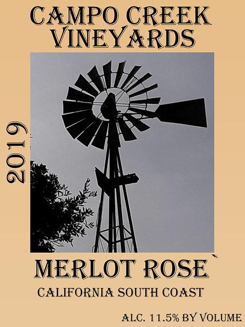 Merlot Rose