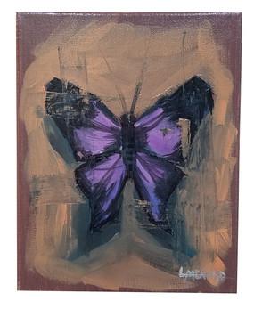 Butterfly Study #3
