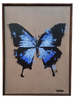 Butterfly Study #1