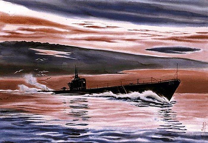 USS Dorado 6