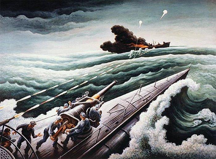 USS Dorado 7