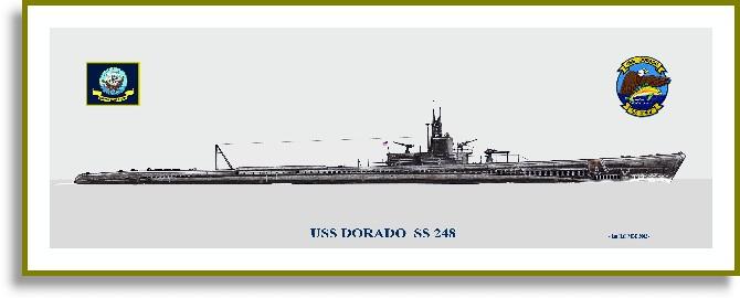 USS Dorado 3
