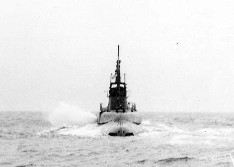 USS Dorado 5
