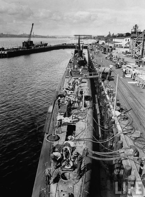 USS Dorado 2