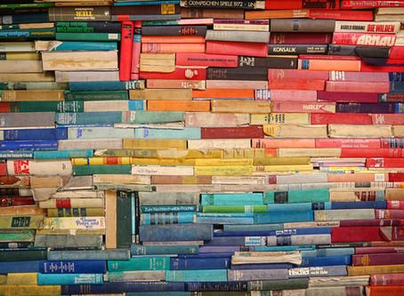 Uma biblioteca pessoal BRILHANTE!