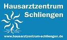 Logo Hausarztzentrum Schliengen mit Home
