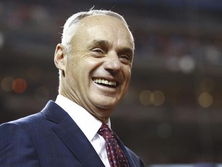 ILR SBS Interview: MLB Commissioner Rob Manfred Talks 2021 Season