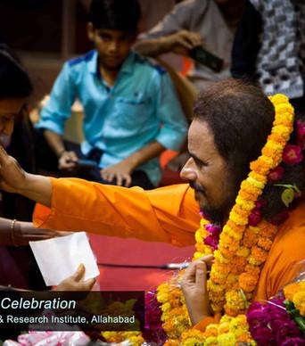 Guru Purnima Celebration at Kriyayoga As