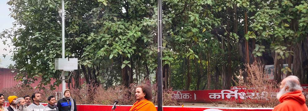 2019 Republic Day at Kriyayoga Ashram
