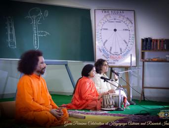 Guru Purnima 2020 Celebration at Kriyayoga Ashram