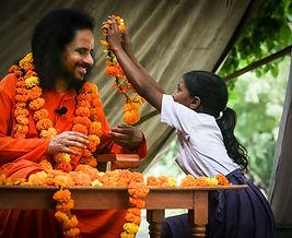 Guruji Swami Sri Yogi Satyam in Allahabad