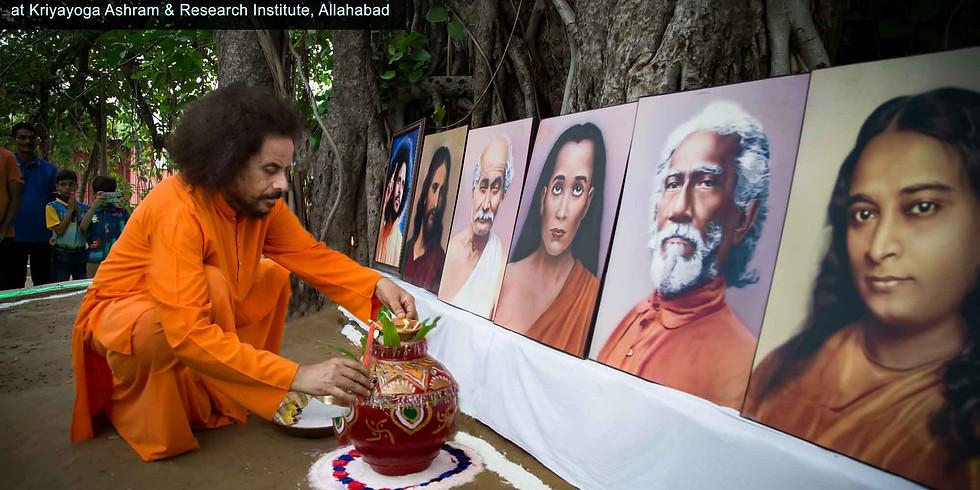 Guru Poornima Celebration - India