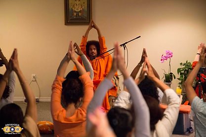 Kriyayoga Program in Oakville, Canada