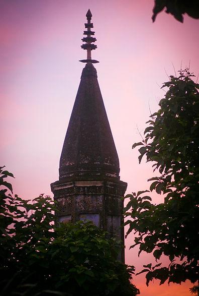 Seven Chakras Temple