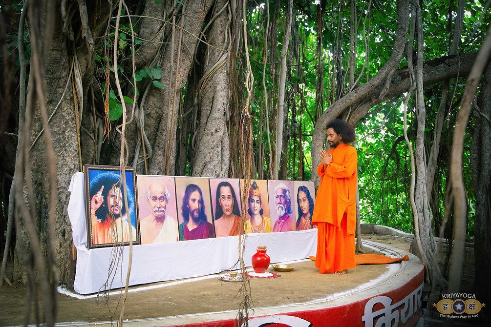 Guru Purnima Program at Kriyayoga ashram with Guruji Yogi Satyam (12).jpg